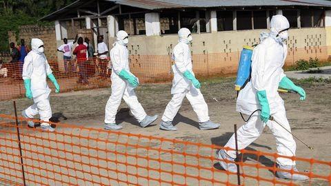 Újra felbukkant az ebola