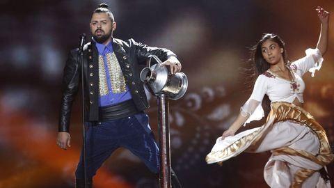 Eurovízió 2017: Portugália nyert, Pápai Joci a 8. lett