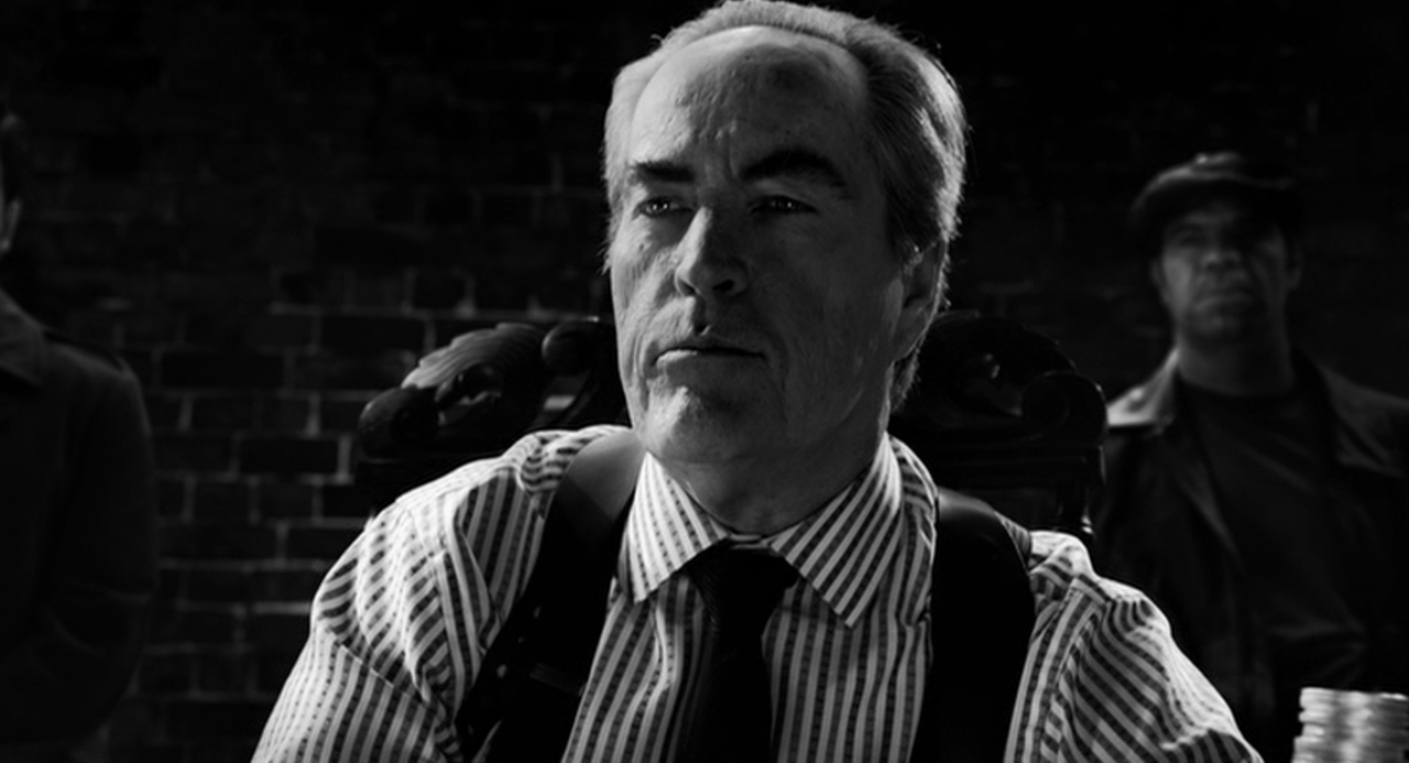 Powers Boothe a Sin City-ben