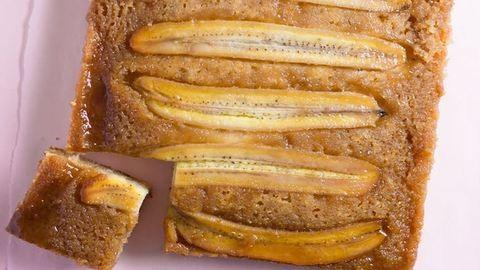 Isteni süti túlérett banánokból