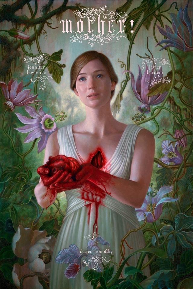 A Mother! plakátja