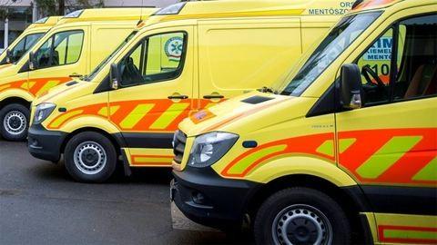 Hőstettel kezdték a hetet a fővárosi mentők