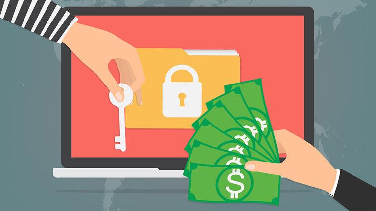 A zsarolóvírusok készítői váltságdíjat követelnek a felhasználók adataiért cserébe (Fotó: Tumblr)