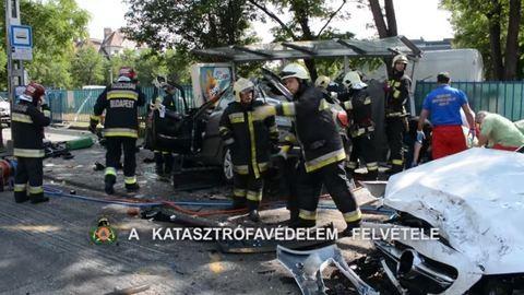 Meghalt a buszmegállós baleset egyik sérültje is