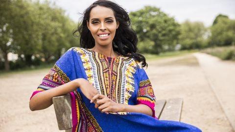Bikini helyett kaftánban vonulhatott a Miss Universe muszlim versenyzője