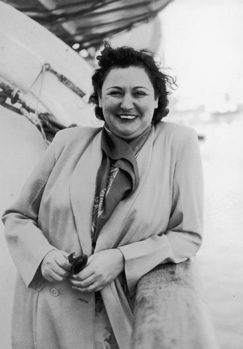 Nancy Wake, 1951 (Fotó: Getty Images)