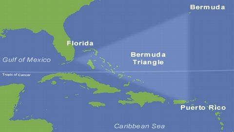 Megint eltűnt egy repülő a Bermuda-háromszögben