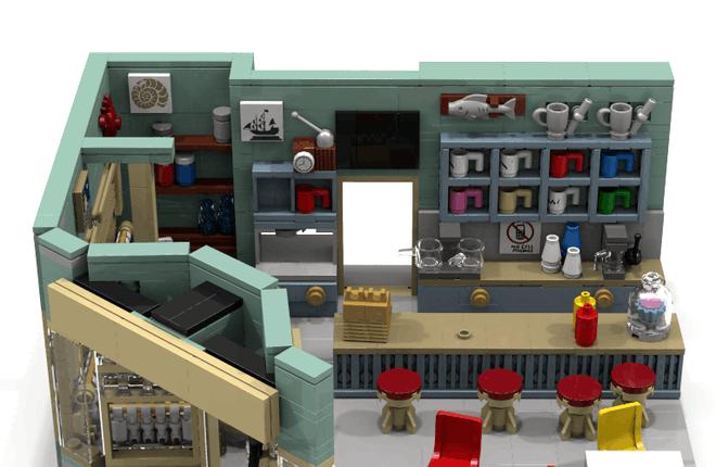 Te is segíthetsz, hogy megvalósuljon a Szívek szállodájás LEGO készlet