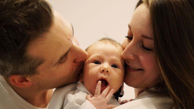 Első babafotók Sipos Lilla kisfiáról: igyekszem nem csak anya, de nő is lenni