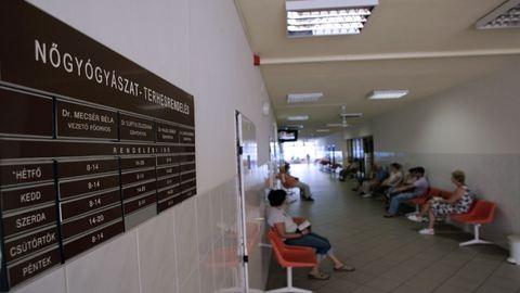 Menekülnek a betegek a magyar kórházakból