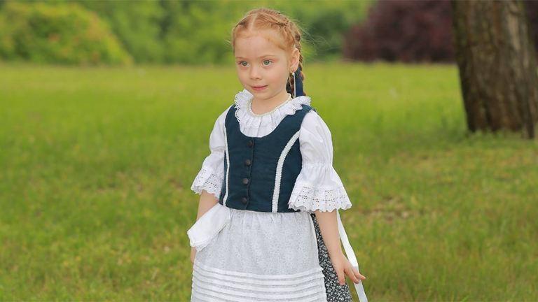 Egy jászberényi kislány lehet a világ legszebb gyereke