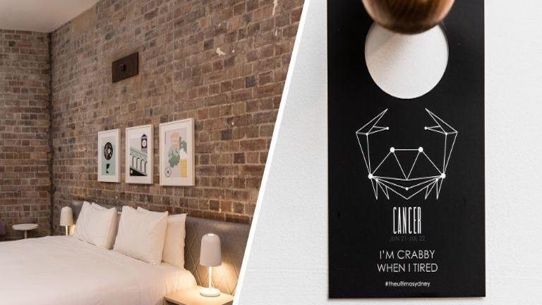 Ebben az ausztrál hotelben minden a horoszkóp körül forog
