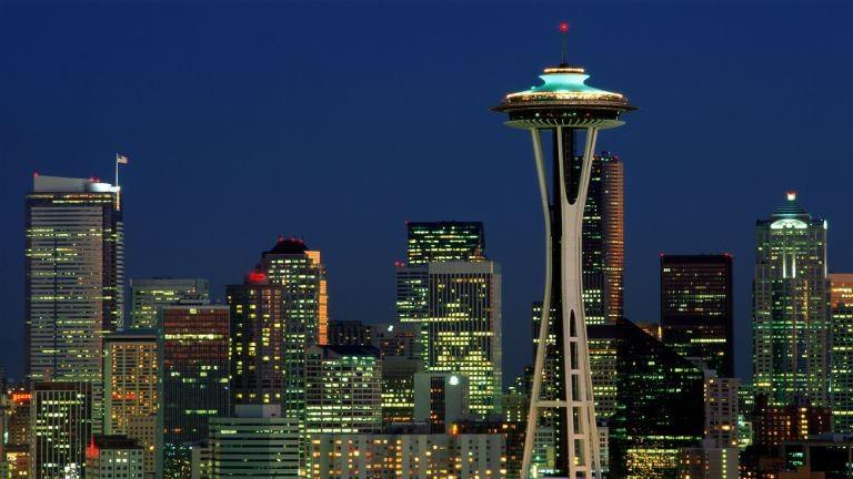 Chris Cornellt gyászolta Seattle: sötétbe borult a város látványossága