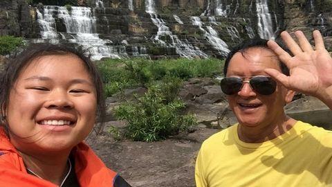 Cuki fotóval hódította meg apukájának szerelmét a kamaszlány