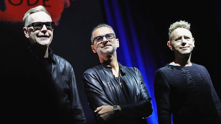 Újra Budapesten a Depeche Mode: mi már most hangolunk az esti koncertre