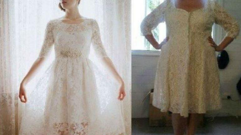 Menyasszonyok, akik csúnyán ráfáztak a netes esküvőiruha-rendelésre