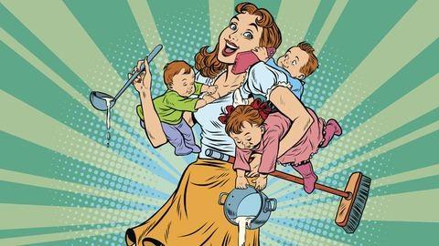 Egyedülálló anyaként mindennap szuperhősnek érzem magam