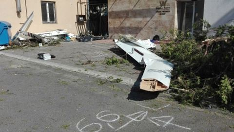 Lezuhant egy vitorlázó repülőgép, meghalt a pilóta