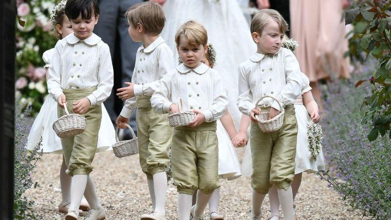 Ezért sírta el magát Pippa Middleton esküvőjén György herceg