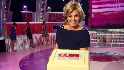 Liptai Claudia 8 leg-leg-leg pillanata a TV2-nél