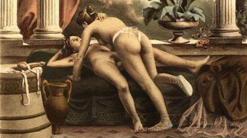 Orál és orgiák: vad szexrajzok az 1900-as évekből
