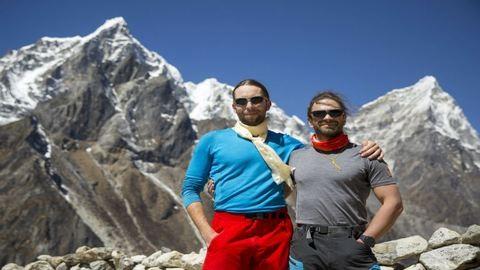 Elindultak Klein Dávidék a Mount Everest csúcsára