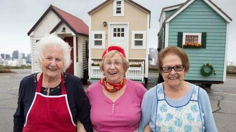 Apró házakba vonulnának a nyugdíjasok