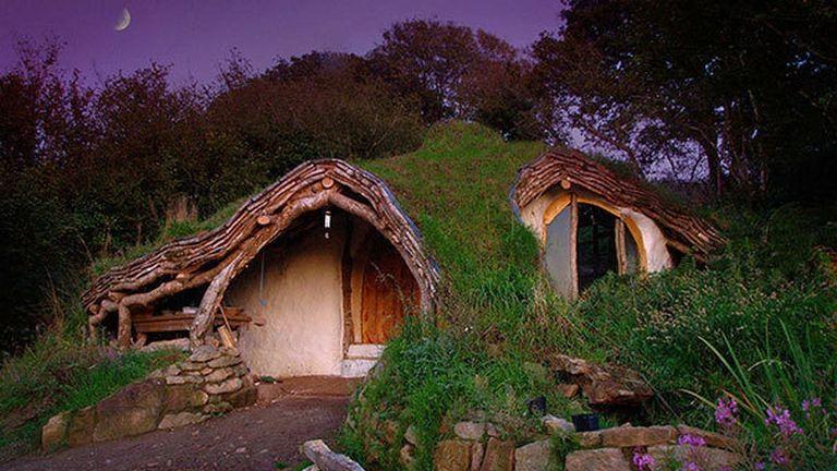 Ezek az otthonok olyanok, mintha tündérmeséből varázsolták volna elő őket