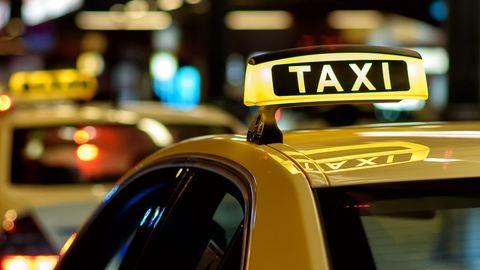 A taxisok kétharmada lebukott az ellenőrzésen