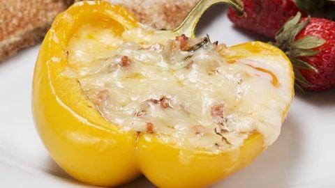 A paprikában sült tojás a legegyszerűbb és legfinomabb sós reggeli