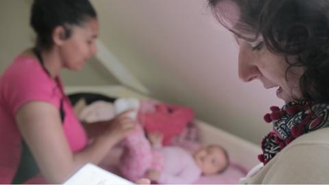 Nehéz munkájuk van a védőnőknek – videó