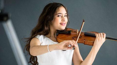 VIRTUÓZOK 2017: Művészdinasztia tagja a 12 éves Amira