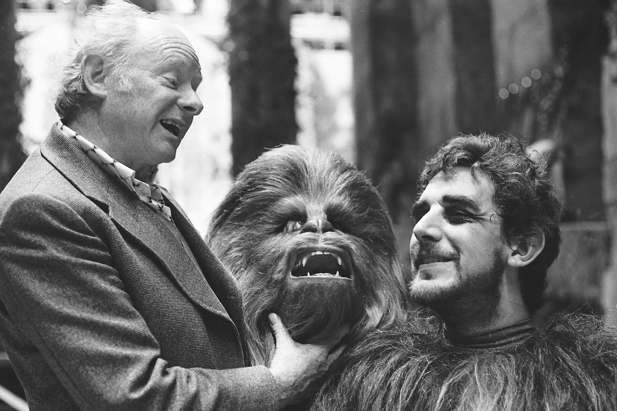 40 éve mutatták be az első Csillagok háborúja filmet - ritkán látott képek a forgatásról