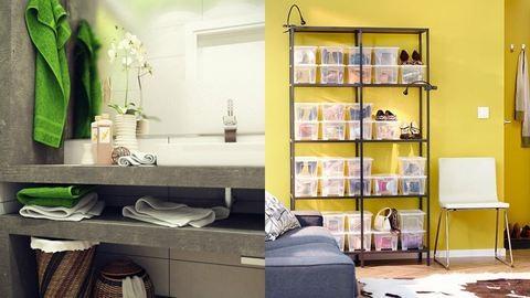 Rendezd be ötletesen 50 négyzetméternél kisebb lakásodat!