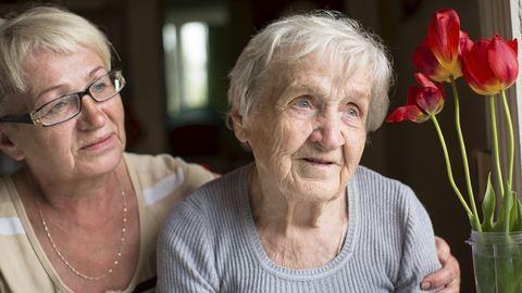 A rászoruló idősek negyede kap csak szociális segítséget