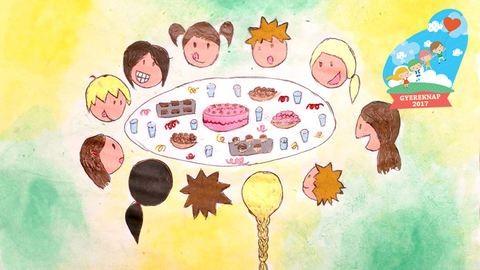 Gyereknapon mindent lehet: kekszek, nasik az év legjobb napjára!