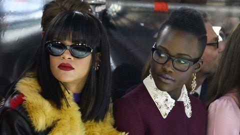 Létrejön Rihanna és az Oscar-díjas Lupita Nyong'o filmje, amelyet a netezők találtak ki