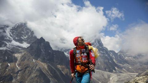 Klein Dávid már 8000 méteren van