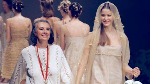 Meghalt a világhírű olasz divattervező