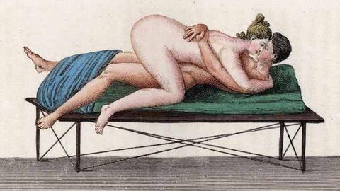 Lovaglópóz és anál: freskók őrzik, hogyan szexeltek a rómaiak