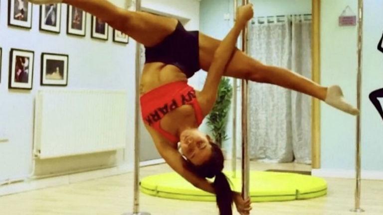 A rúdtánc mentette meg a 31 kilós, anorexiás nő életét