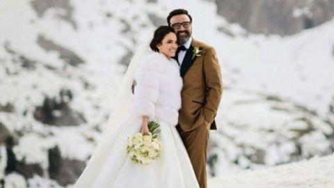 Eddig nem látott kép került elő Debreczeni Zita és Gianni esküvőjéről