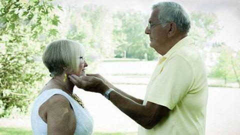 """""""50 év után még mindig ugyanazt a szerelmet látom a szemében"""""""
