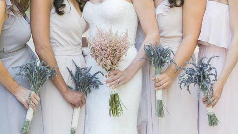 10 csodaszép levendulás dekoráció esküvőre