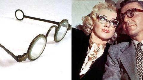 A némafilmek sztárjai hozták divatba – a szemüveg története