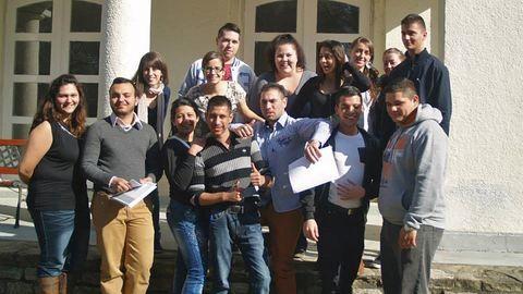 Egyre több cigány fiatal szerez diplomát itthon, sokszor hiába
