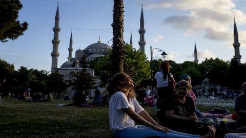 A turistáknak ismét megjött a kedvük Törökországhoz