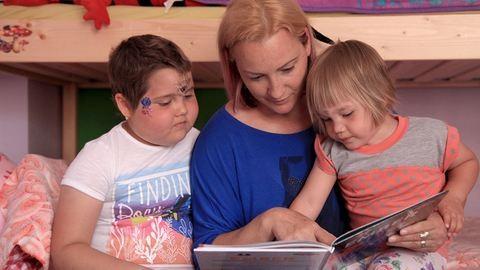 """""""Segítesz a testvérednek?"""" – Húga őssejtjeivel gyógyul Aletta"""