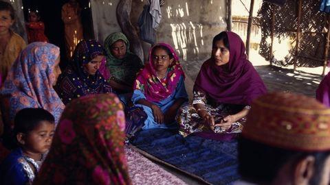 Halálra ítélték a pakisztáni nőt, mert feljelentette azt, aki megerőszakolta