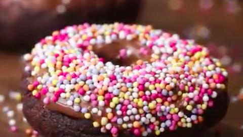 A legegyszerűbb házi csokis fánk, ami még gluténmentes is
